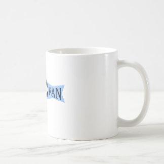 soccer fan coffee mug