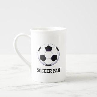 Soccer Fan Tea Cup
