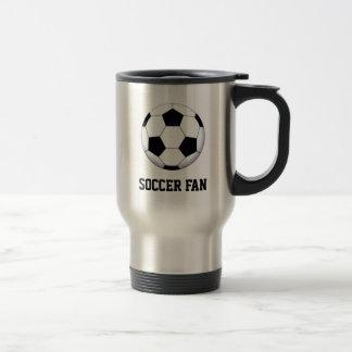 Soccer Fan Travel Mug