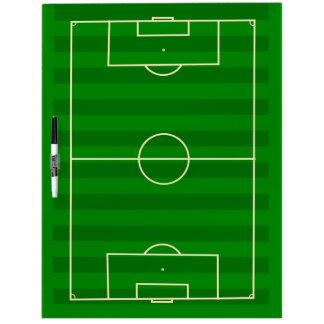 Soccer Field Dry Erase Board
