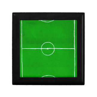 Soccer Field Sketch2 Gift Box