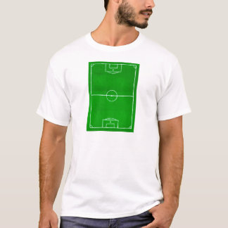 Soccer Field Sketch2 T-Shirt