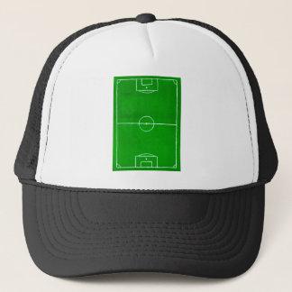 Soccer Field Sketch2 Trucker Hat