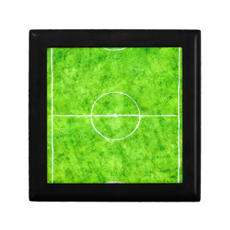 Soccer Field Sketch Gift Box