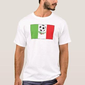 soccer flag-Mexico T-Shirt