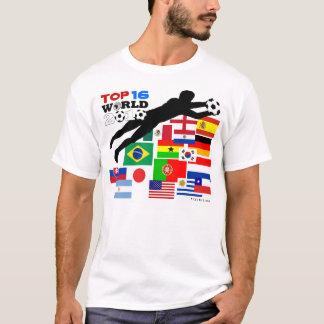 Soccer Flags Goal T-Shirt World Cup