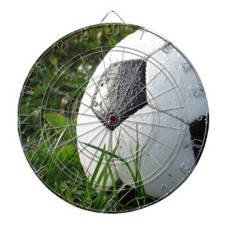 Soccer~ Foot Ball in field Dartboard