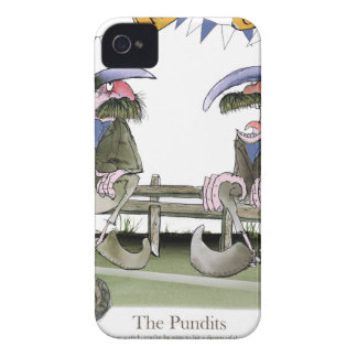 soccer football blue team pundits iPhone 4 covers