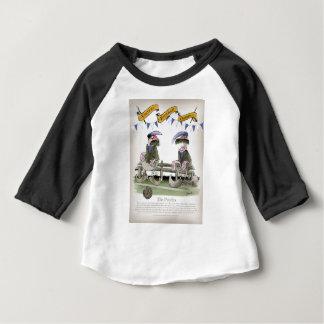 soccer football blues pundits baby T-Shirt