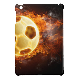 Soccer football iPad mini covers