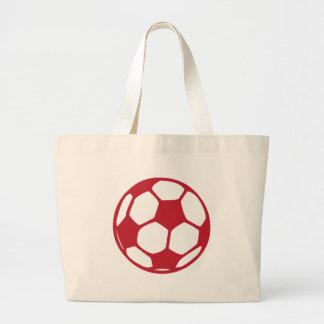 Soccer / Football Large Tote Bag