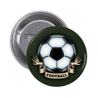 Soccer Football Pin