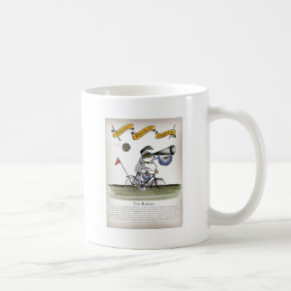 soccer football referee coffee mug