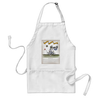 soccer football referee standard apron