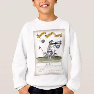 soccer football referee sweatshirt