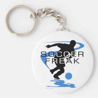 Soccer Freak - Green - Boys Key Ring