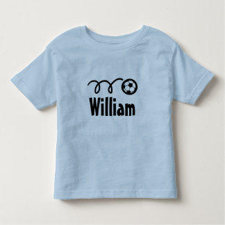 Soccer futbol t shirts for kids | Personalizable