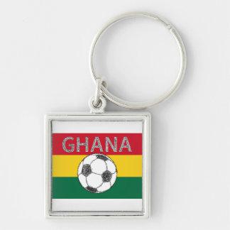 Soccer Ghana Keychain