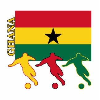 Soccer Ghana Photo Cut Out