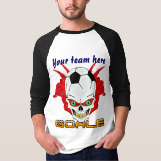 Soccer Goalie Mens All Styles View Hints Tshirts