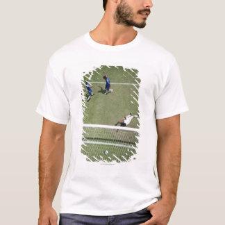 Soccer goalie missing soccer ball T-Shirt