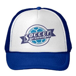 Soccer Grandpa Trucker Hat Mesh Cap