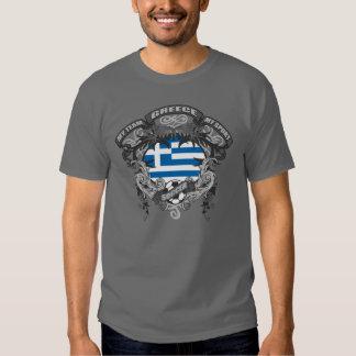 Soccer Greece Shirts