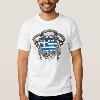 Soccer Greece Tee Shirt
