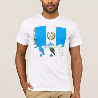 Soccer Guatemala Light T-Shirt