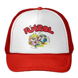 Soccer  hat (Spanish)