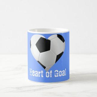 Soccer Heart of Goal Coffee Mug