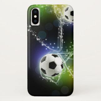 Soccer iPhone X Case