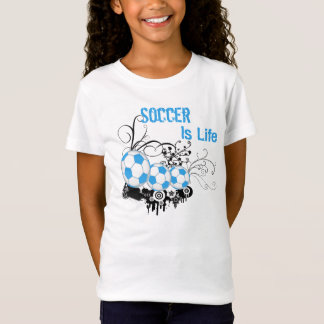 Soccer Is Life Youth T-Shirt