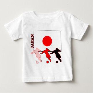 Soccer Japan Baby T-Shirt