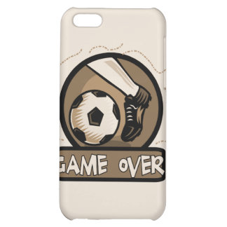 Soccer Kick Game Over and Gifts iPhone 5C Cases