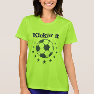 Soccer Ladies Sport-Tek Top