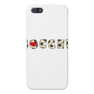 Soccer Love and Gifts Cover For iPhone 5