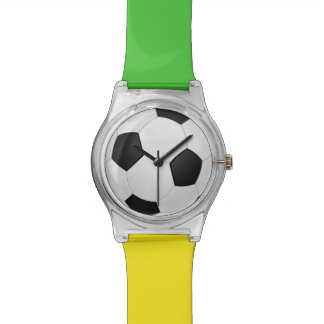 Soccer May28th Watch - mix or match band colours