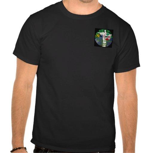 Soccer Mexico Rio Brazil Tee Shirt