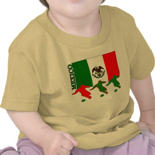 Soccer Mexico Tshirt