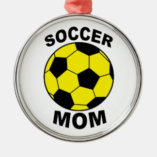 Soccer Mom Christmas Ornament