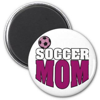 Soccer Mom Fridge Magnet