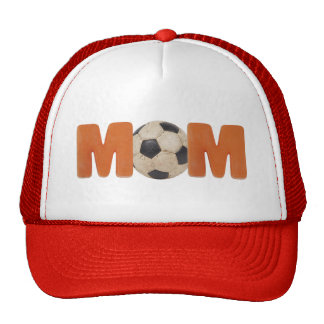 Soccer Mom Mothers Day Gifts Trucker Hat