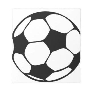 soccer mom notepad