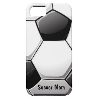 Soccer Mom Soccer Ball iPhone 5 Casemate iPhone 5 Covers