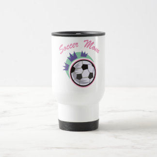 Soccer Mom Travel Mug