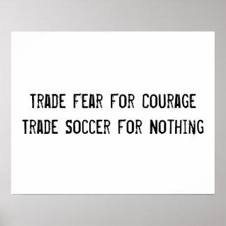 Soccer Motivational Poster