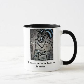 Soccer mug spanish 1