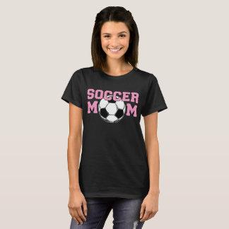 SOCCER Mum - Pink T-Shirt