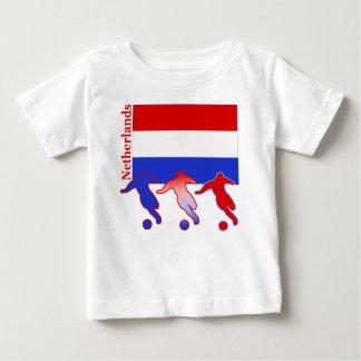 Soccer Netherlands Baby T-Shirt